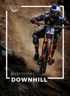 Einsatzgebiet Downhill ansehen