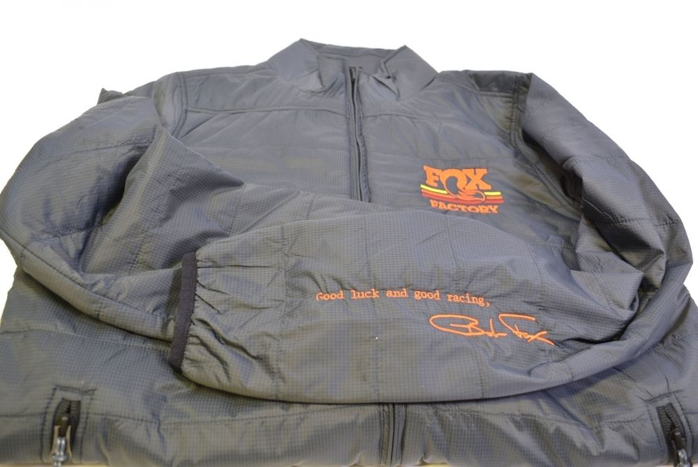 FOX Lady Activewear Jacket Barrie Loft Size: M