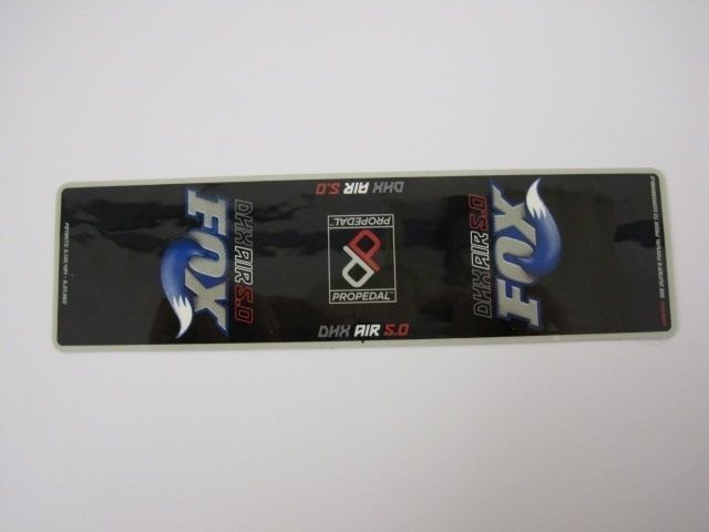 Decal: 2006 DHX Air 5.0, XV Small
