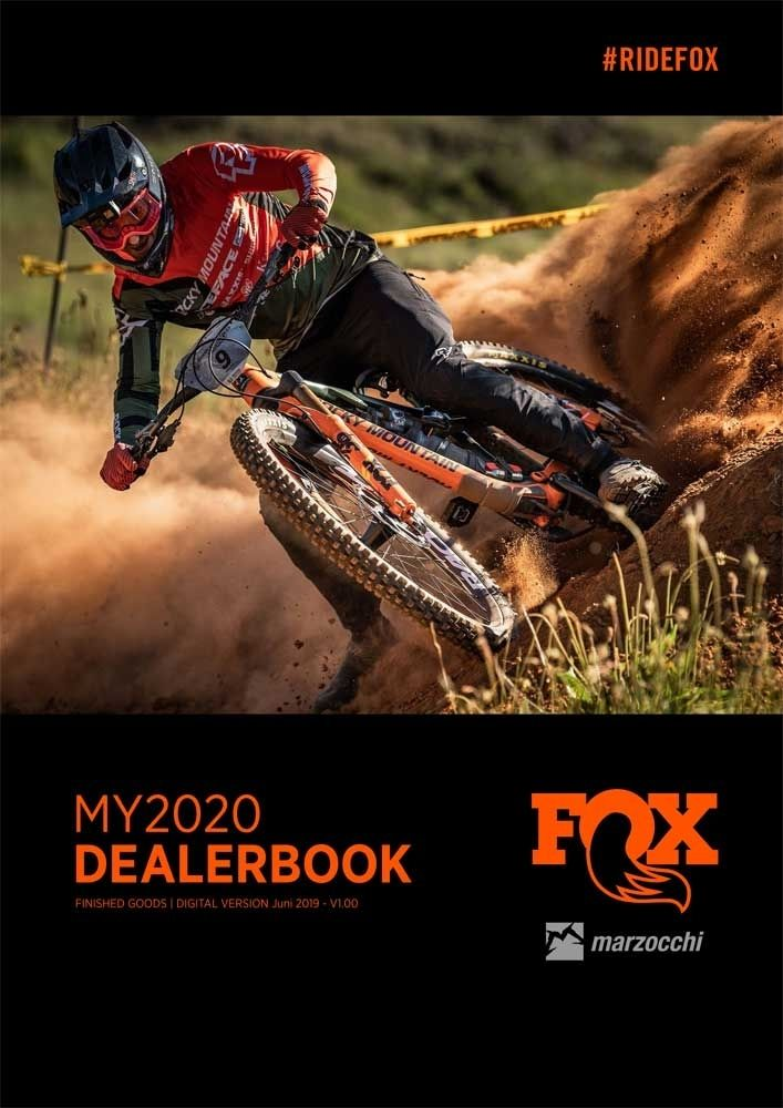 FOX Factory Dealerbook MY20