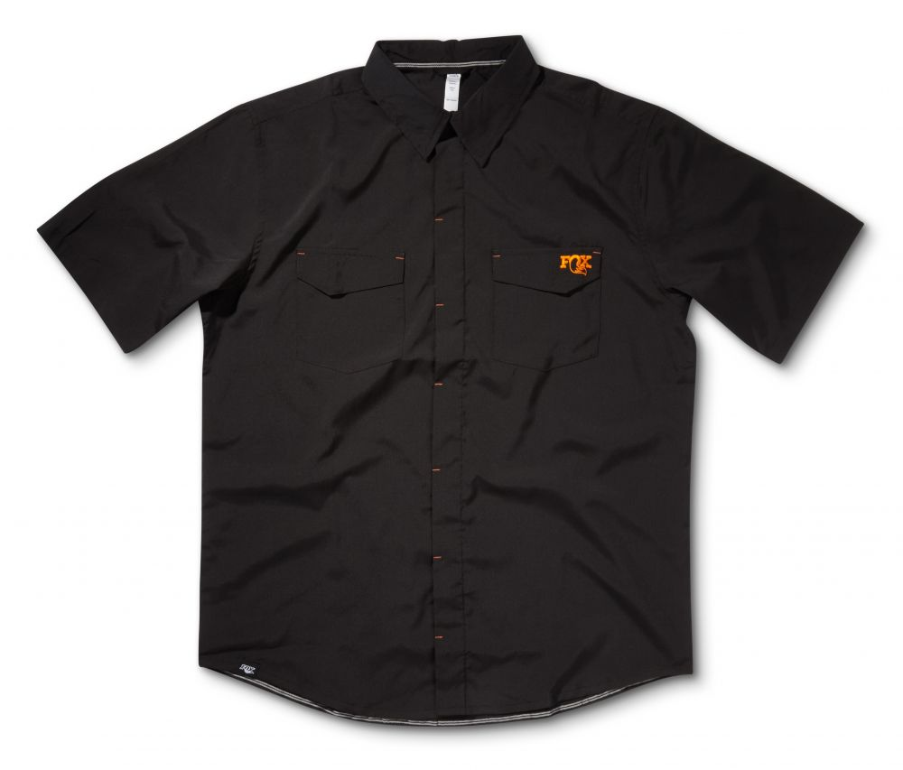 2015, FOX Heritage SS Shop Shirt, S, 100% Polyester