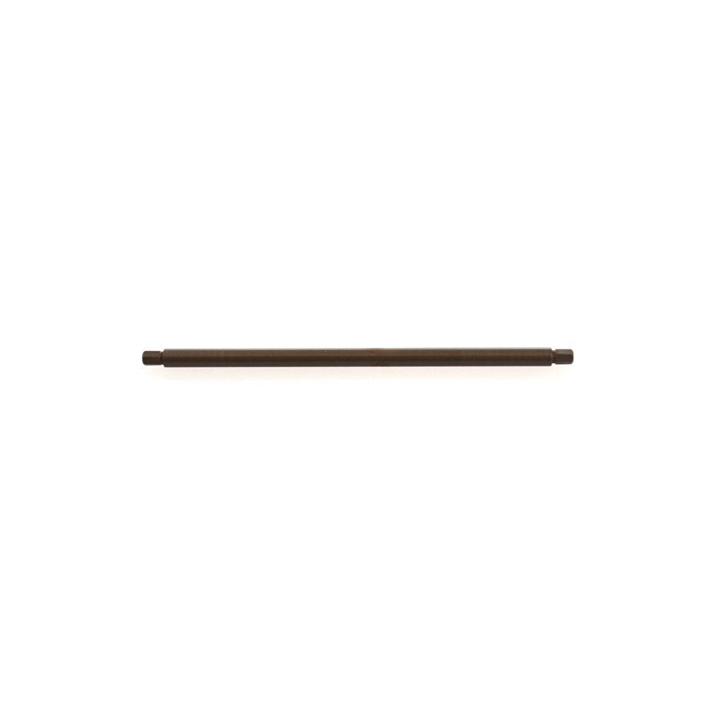 Damping Adjust Part: (T) Adjuster Rod 0.166 OD 0.125 Hex 3.765 TLG Al 7075 Clear Ano III