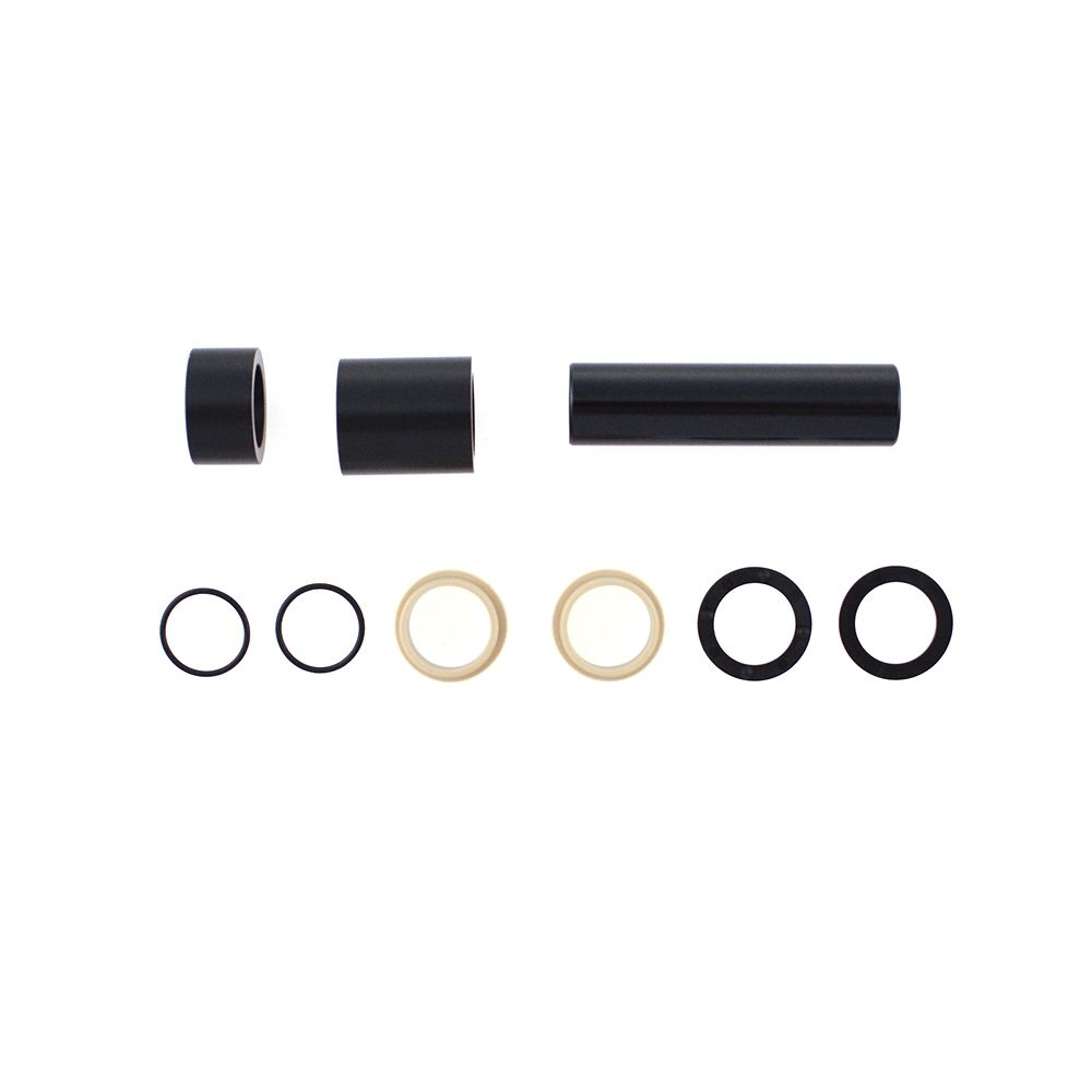 Kit: Mounting Hardware: Crush Washer AL (8mm Mounting Width 39.88mm/1.570 Offset Spacers) ref 214-09-030