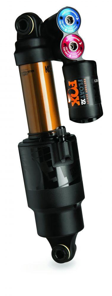 2017 FLOAT X2 FS K HSC LSC HSR LSR FOX AM 222-69 8,75 2.75 0.3 Spacer x4 CF Orange Logo