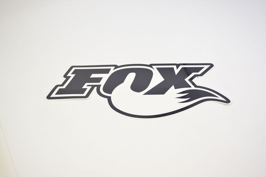 Fox Racing Shox Decal 23x11cm