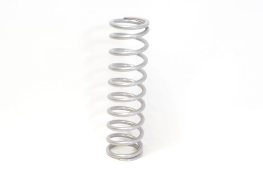 Spring: (T) (85 lbs/in, 9.00 TLG X 1.880 ID X 1.5 KG/mm) Silver