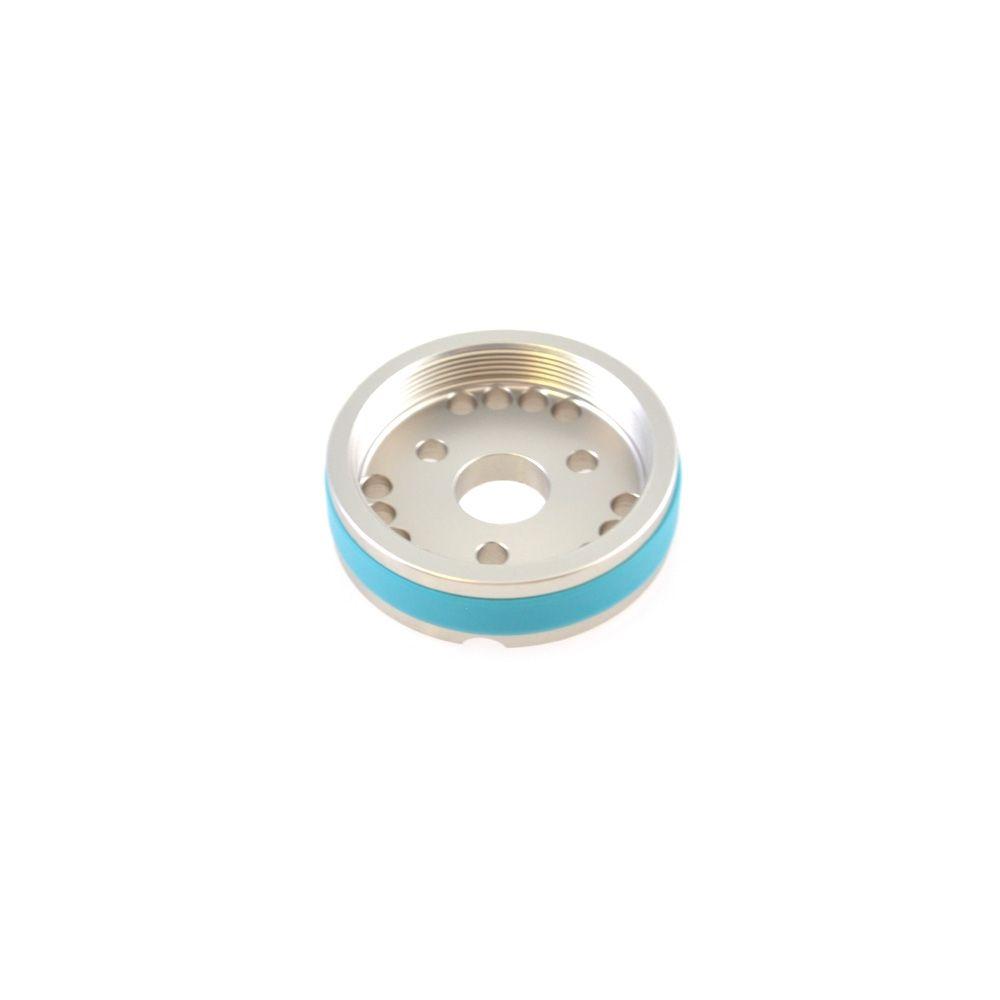 Service Set: Piston Assembly: Float DPS Zero Dish (Ø 0.940 Bore) w/ Glyde Ring