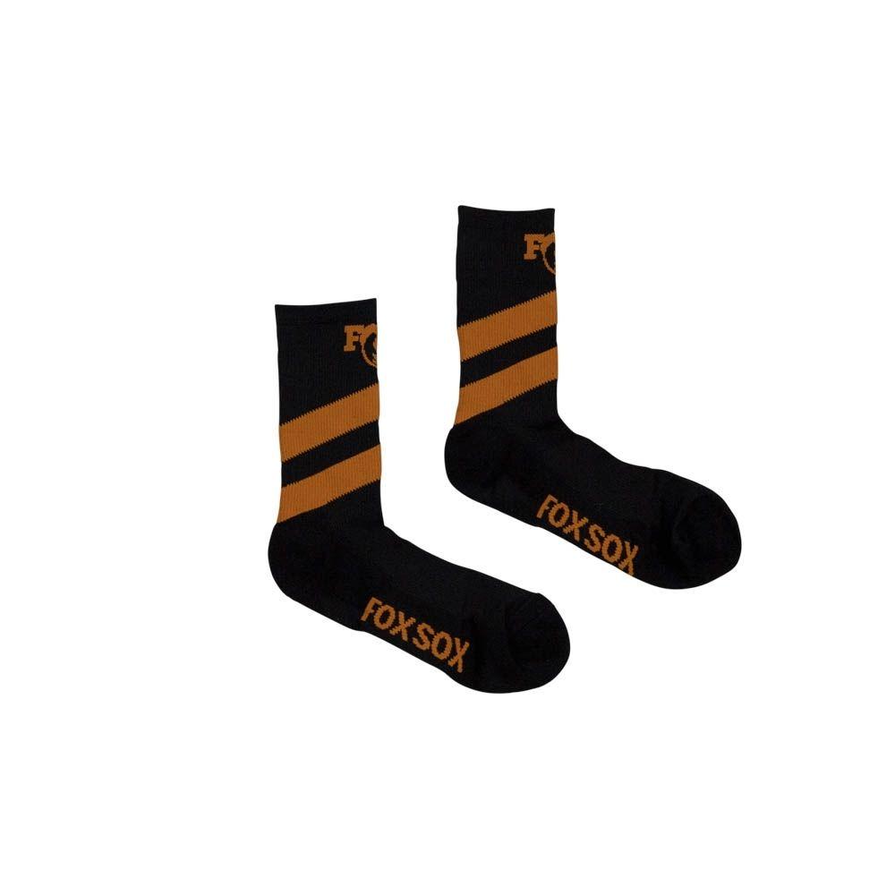 "Fox High Tail 7"" Sock Black"