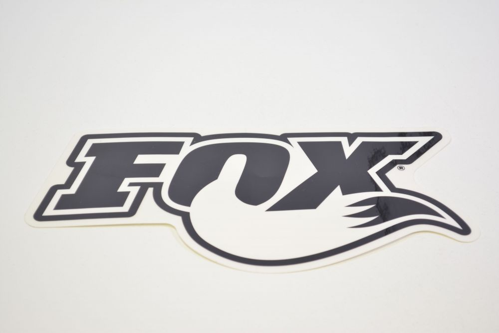 Fox Racing Shox Decal 15,4x7,5cm