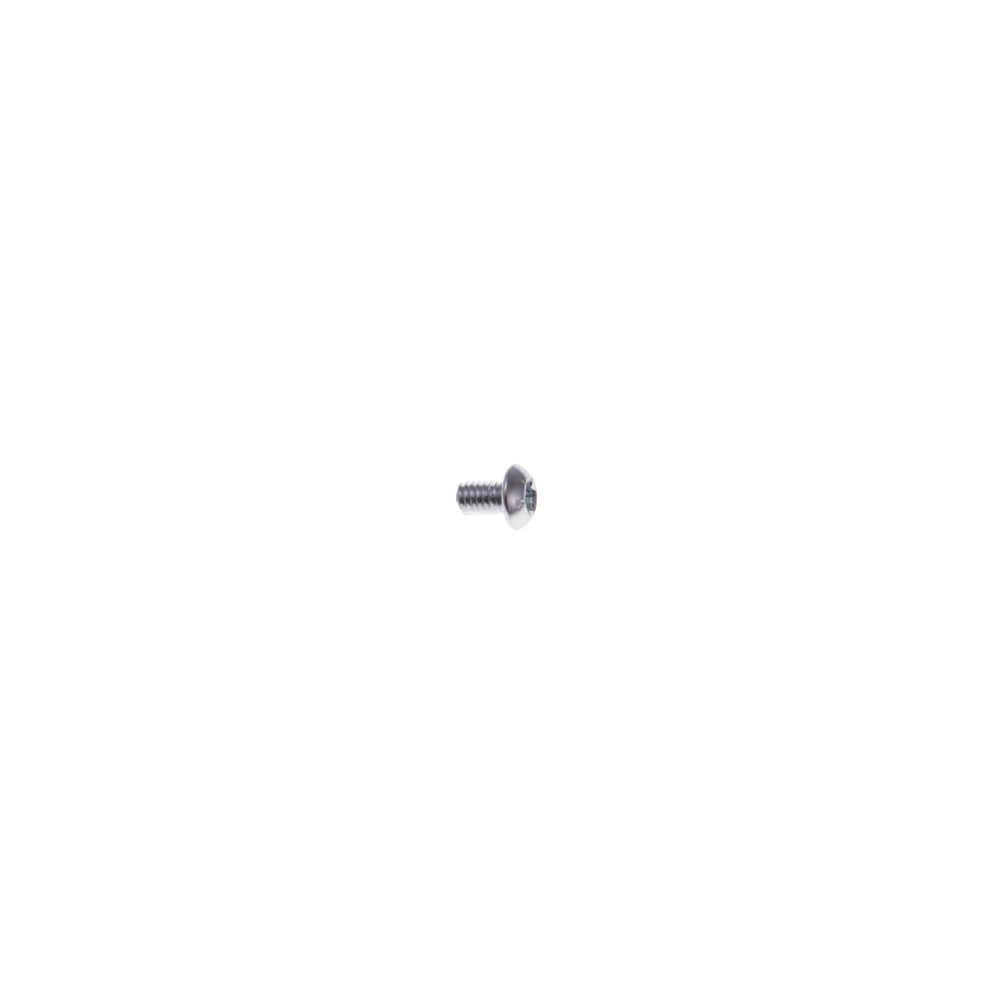 Fastener Standard (Metric): Screw (M2.5 x 4mm) Button Head Cap T8 Torx