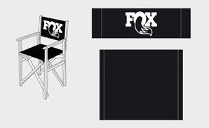 FOX A Chair / Alloy Frame