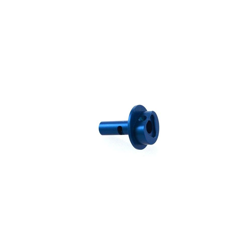 Damping Adjust Part: Upside Down Compression Adjust Lever Boss Blue