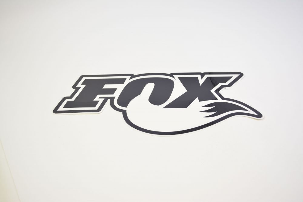 Fox Racing Shox Decal 41x19,5cm