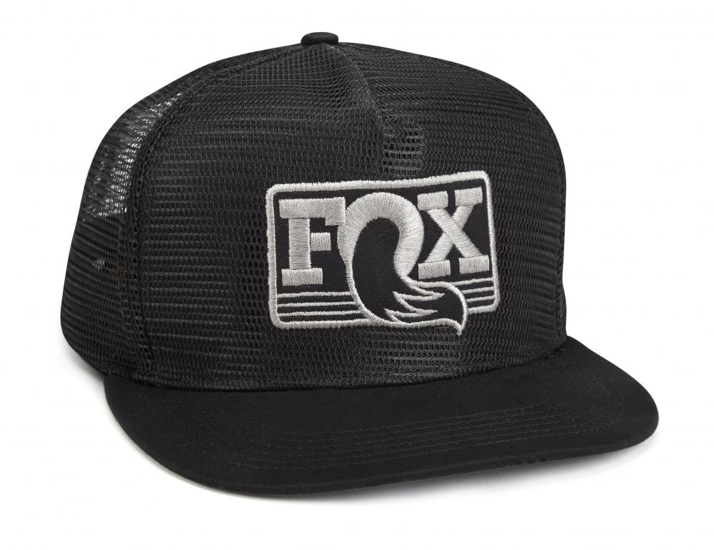 FOX All Meshed up Hat-Black