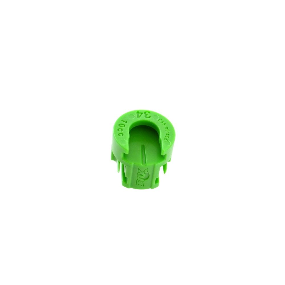 2017 Volume Spacer FLOAT NA 2 34 1.214 Bore green