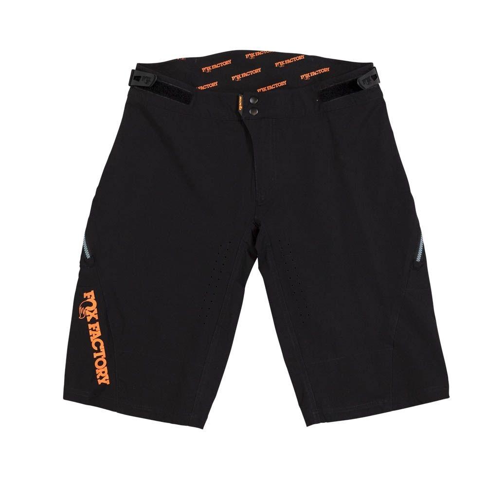 Fox High Tail Shorts Black