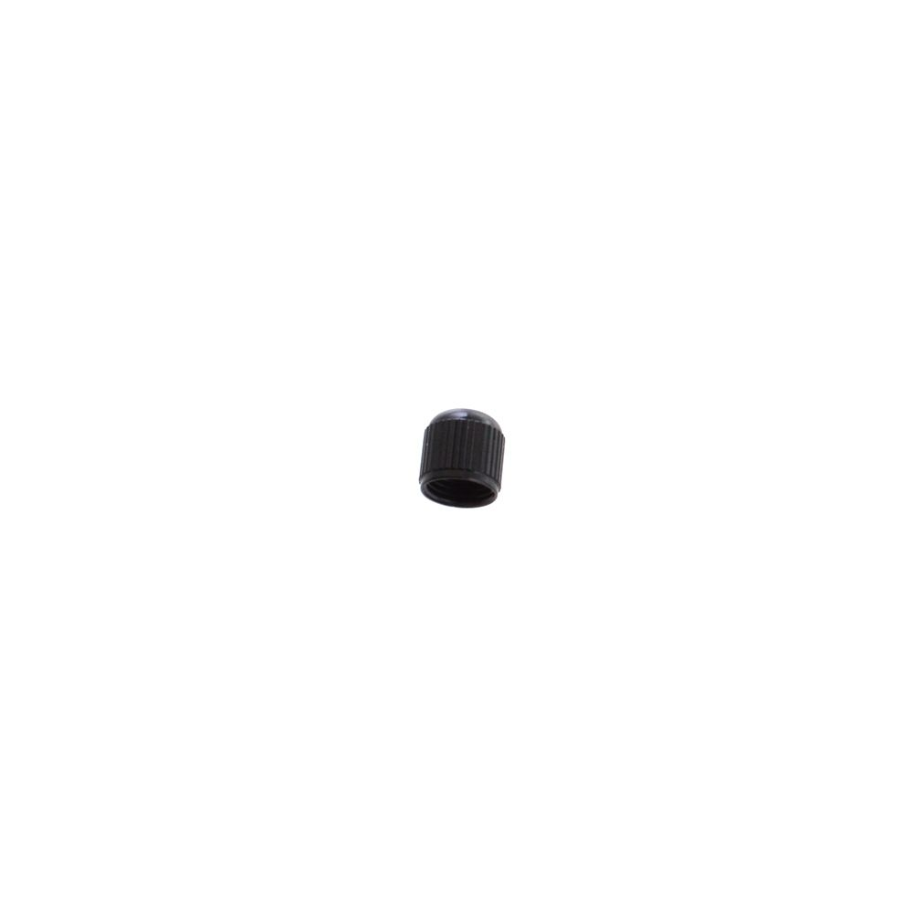 Air Valve Parts: Cap, Air Valve (.305-32), Black, 6061
