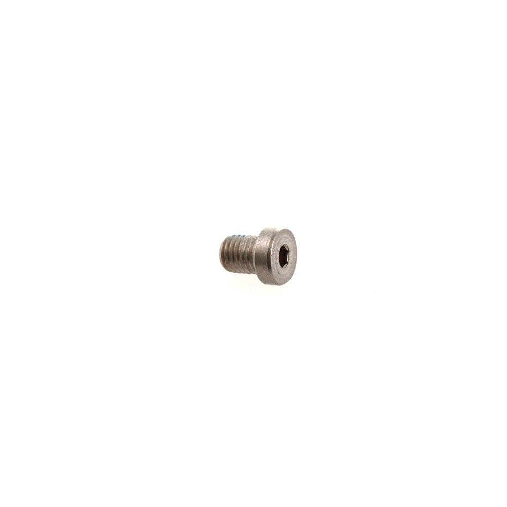 Fastener Custom: (3mm Metric Hex) 1/4-28 X .305 TLG Stainless Steel Patchlock
