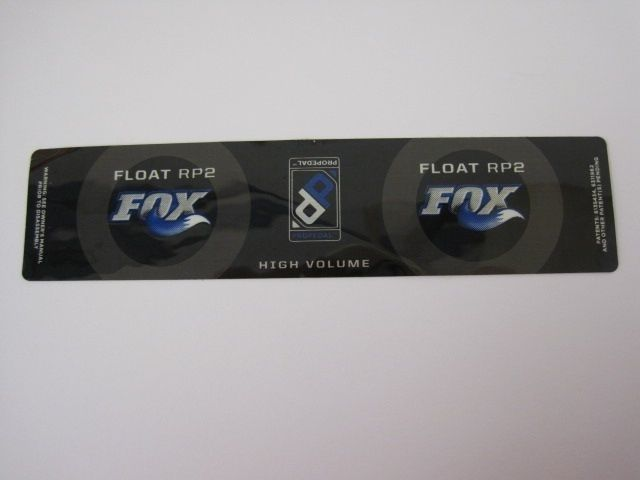 Decal: 2010, 09 FLOAT RP2 XV