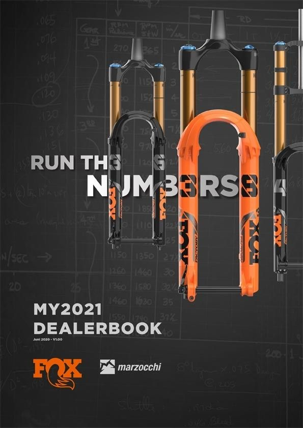 FOX Factory Dealerbook MY21