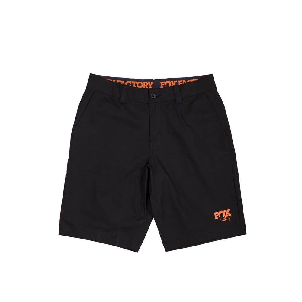 Fox Shop Short-Black-S