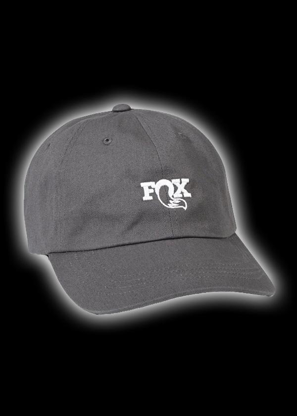 FOX Dad Hat Dark Gray O/S
