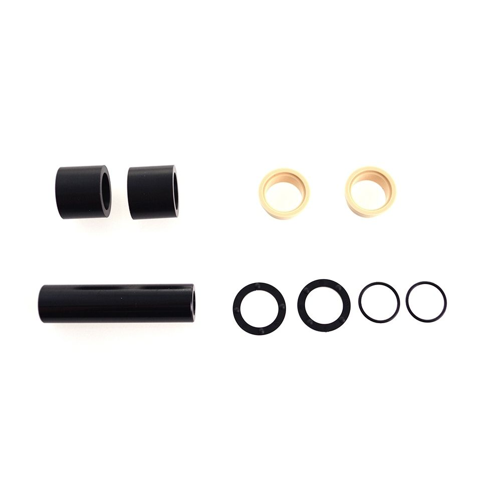 Kit: Mounting Hardware: Crush Washer AL (8mm Mounting Width 27.94mm/1.100) ref 214-09-016