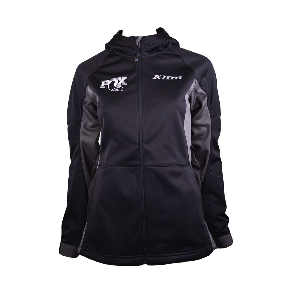 Women´s Evolution Jacket Black/Grey