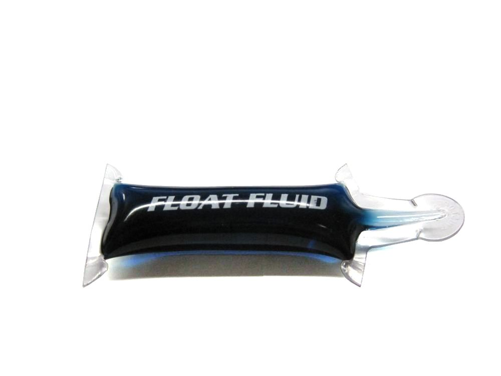 Oil: AM, FOX FLOAT Fluid 5 cc, Pillow Pack
