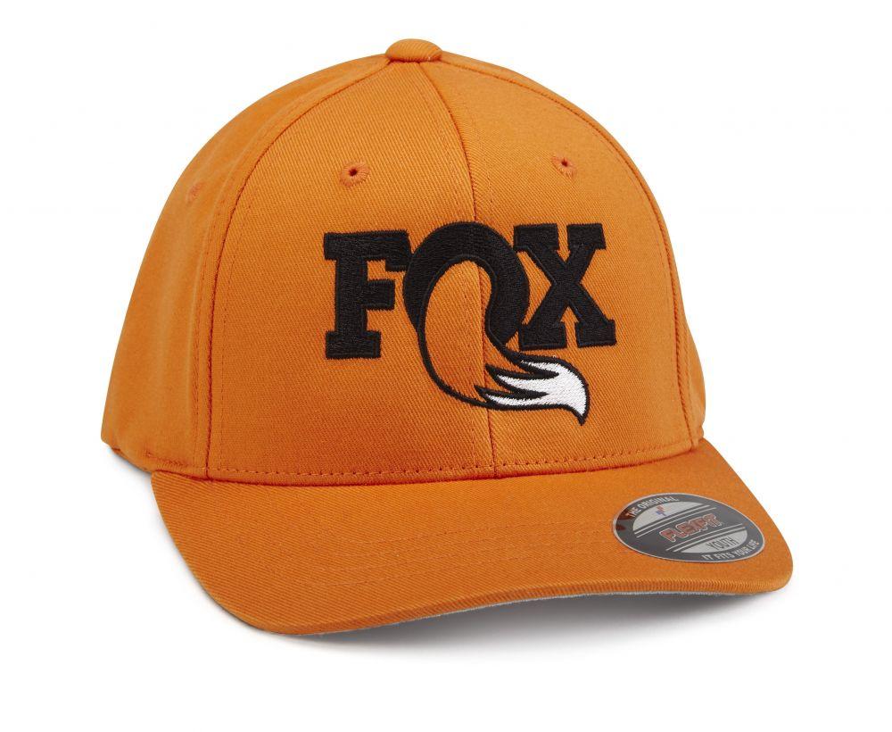 "2017 FOX Youth Heritage Hat Orange 6 1/2"" - 7"""