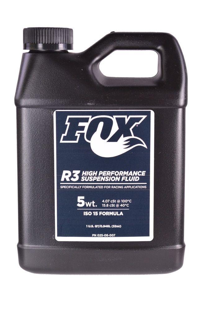 Oil: Suspension Fluid 946ml (32 oz) R3 5WT ISO 15
