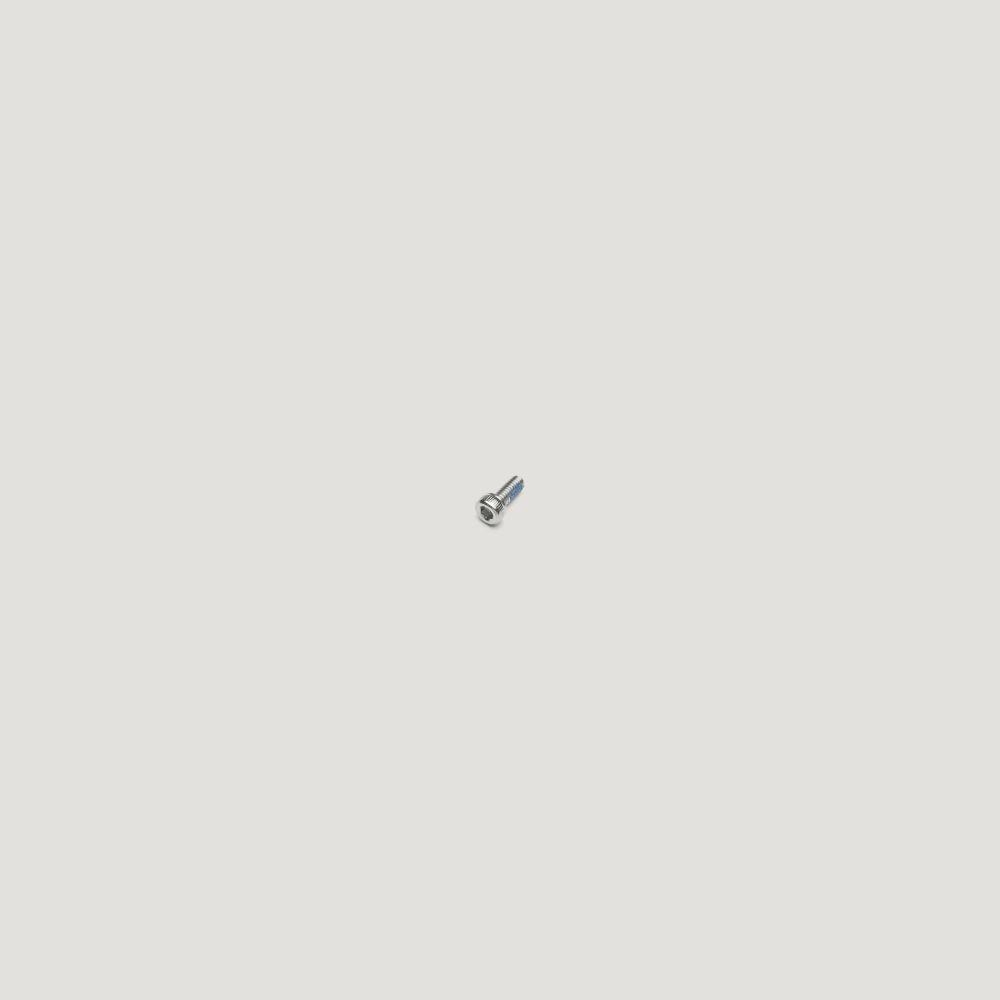 Fastener Standard (Metric): Screw M2.5 X 6mm Socket Head Cap Stainless