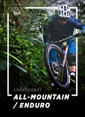 Entdecke All Mountain Enduro