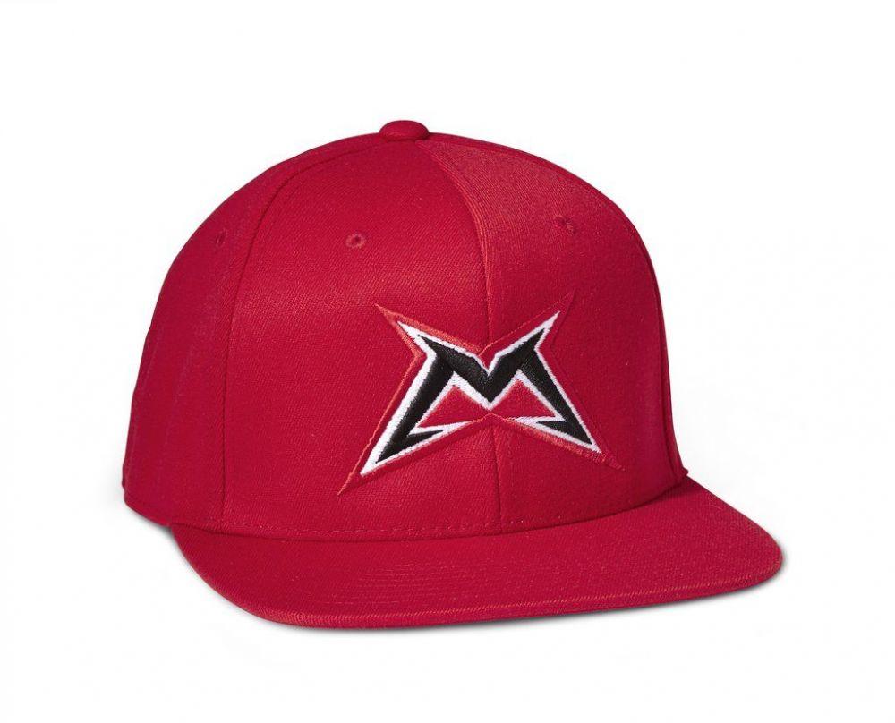 Marzocchi Flexfit Snapback Red O/S