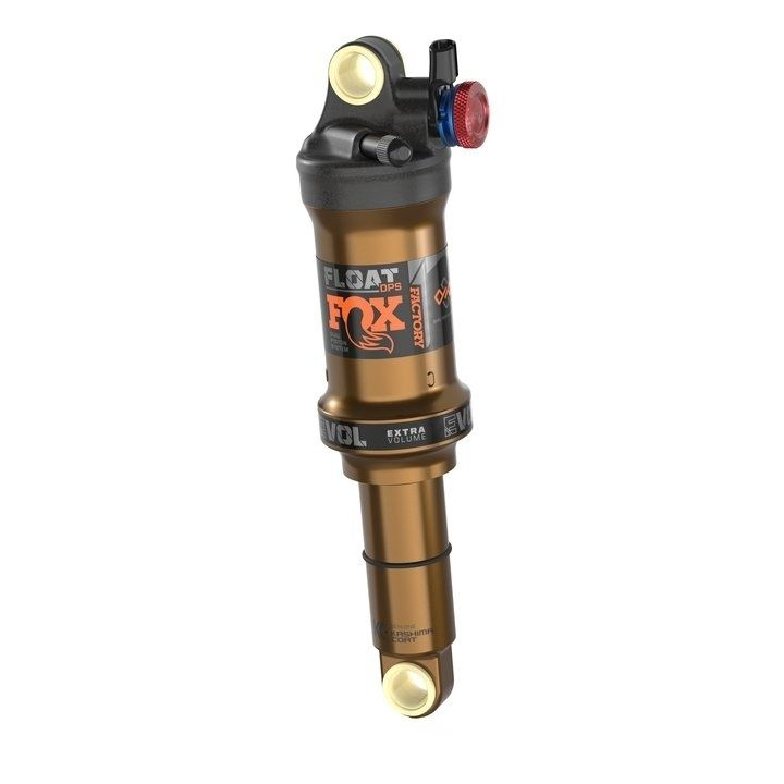 2022 FLOAT DPS F-S K Remote Up Evol LV PTL FOX AM 210-55 0.4 Spacer LCM LRM CMF Orange Logo