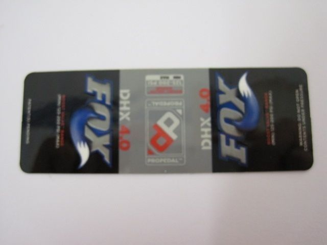 Decal: 08 DHX 4.0
