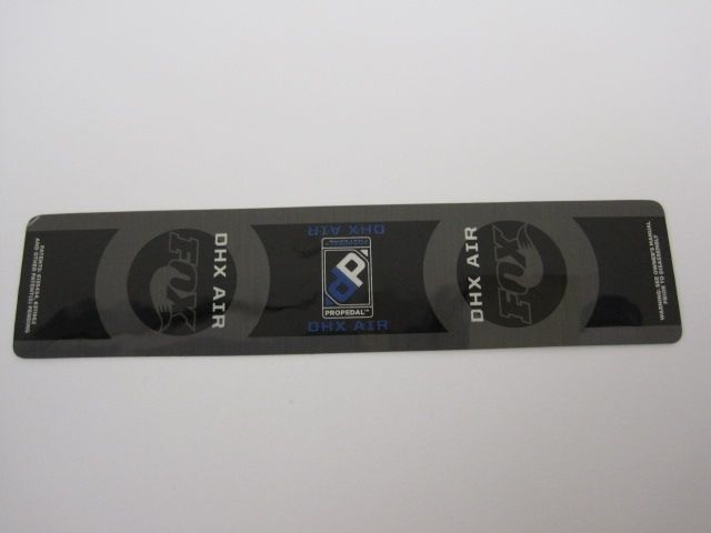 Decal: 2010, 09 DHX Air, Small Length, Large OD