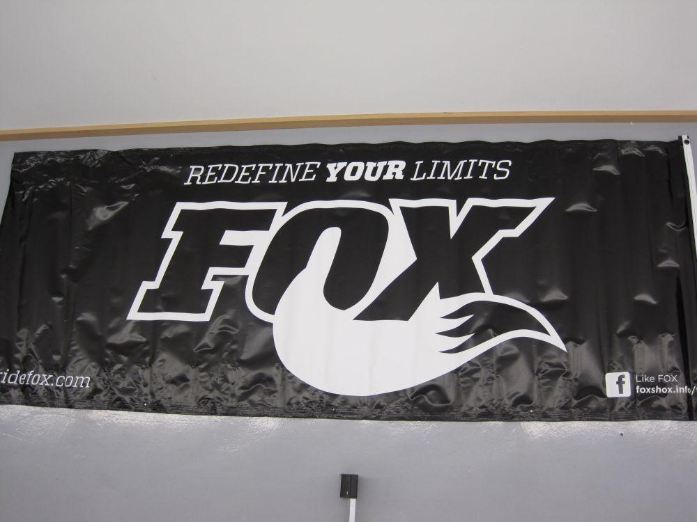 "Logo Banner, 96"" X 36"""