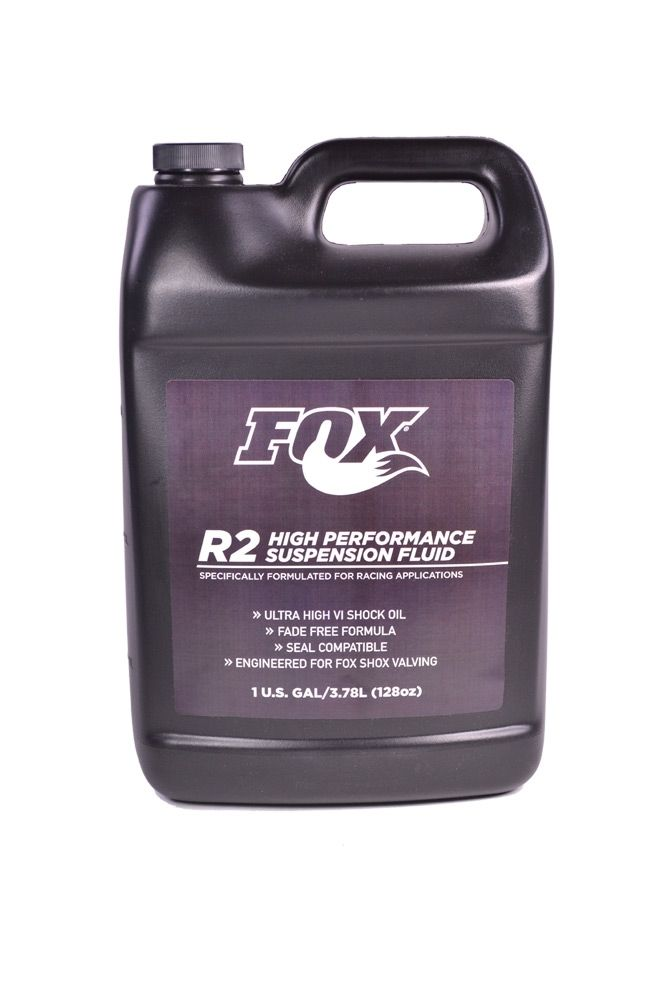 2017 Oil: Fox R2 High Performance Suspension Fluid ( 1.0 Gal. ) 3,78 L
