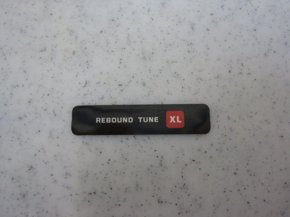 Decal: Rebound Tune X-Light