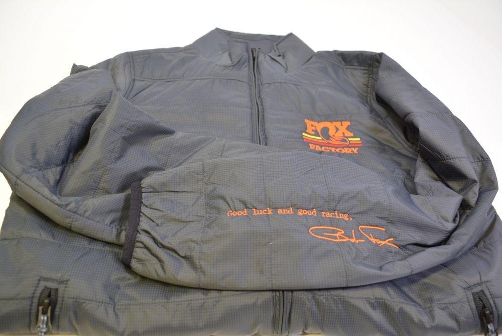 2017 FOX Men´s Activewear Jacket Barrie Loft Size: L