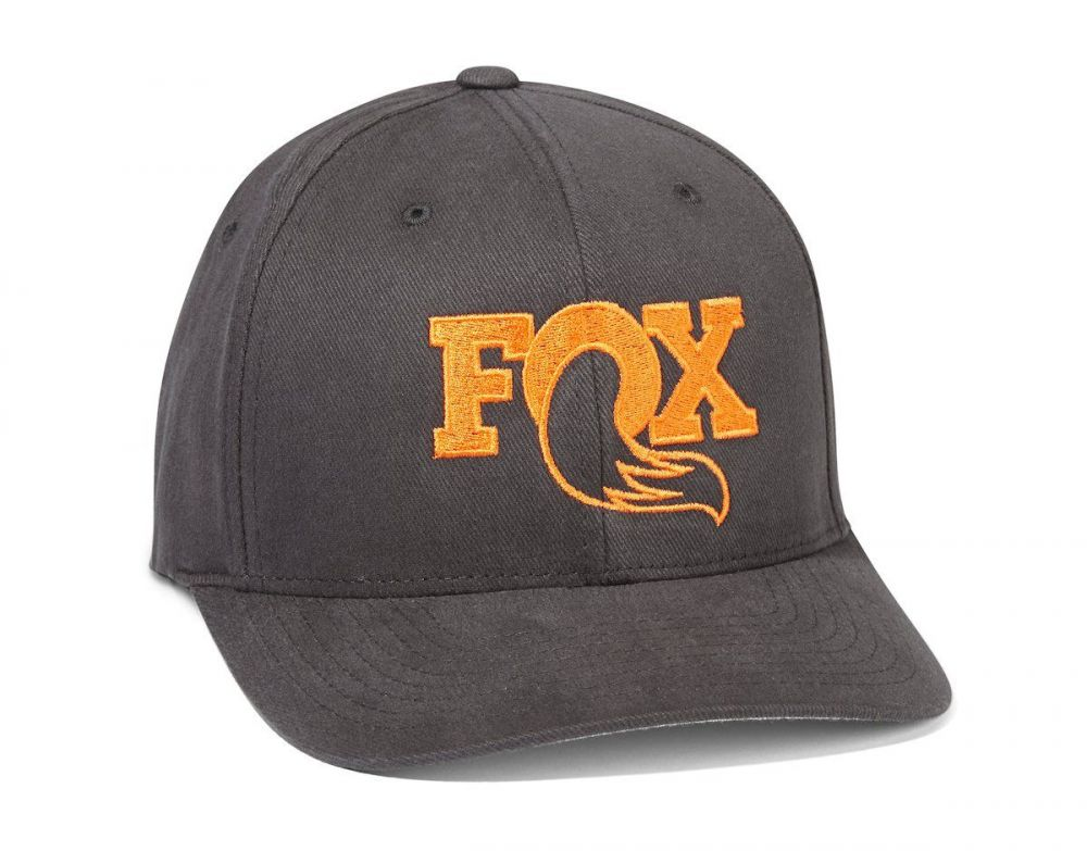 FOX Boldy 2.0 Black/Orange S/M
