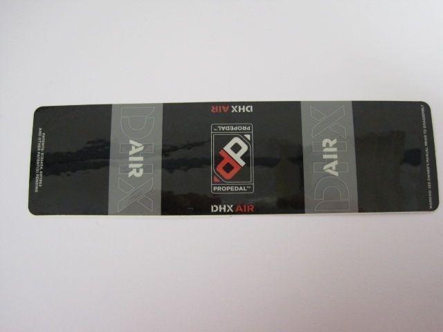 Decal: 07, 08 DHX Air XV 7.5, 7.875