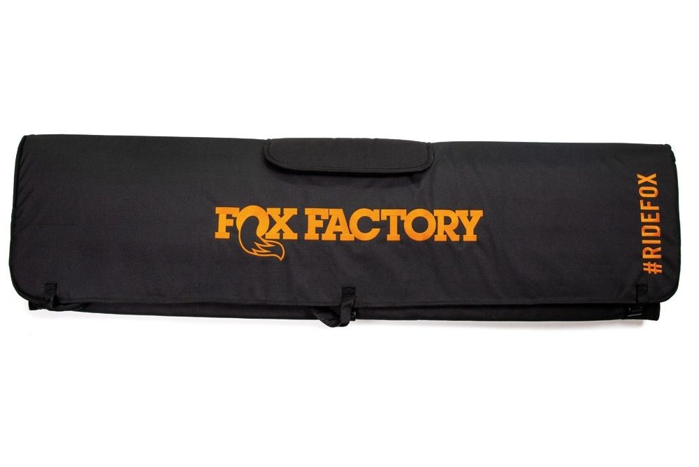 "FOX Truck Pad 2.0 61"" L/XL Black/Orange"