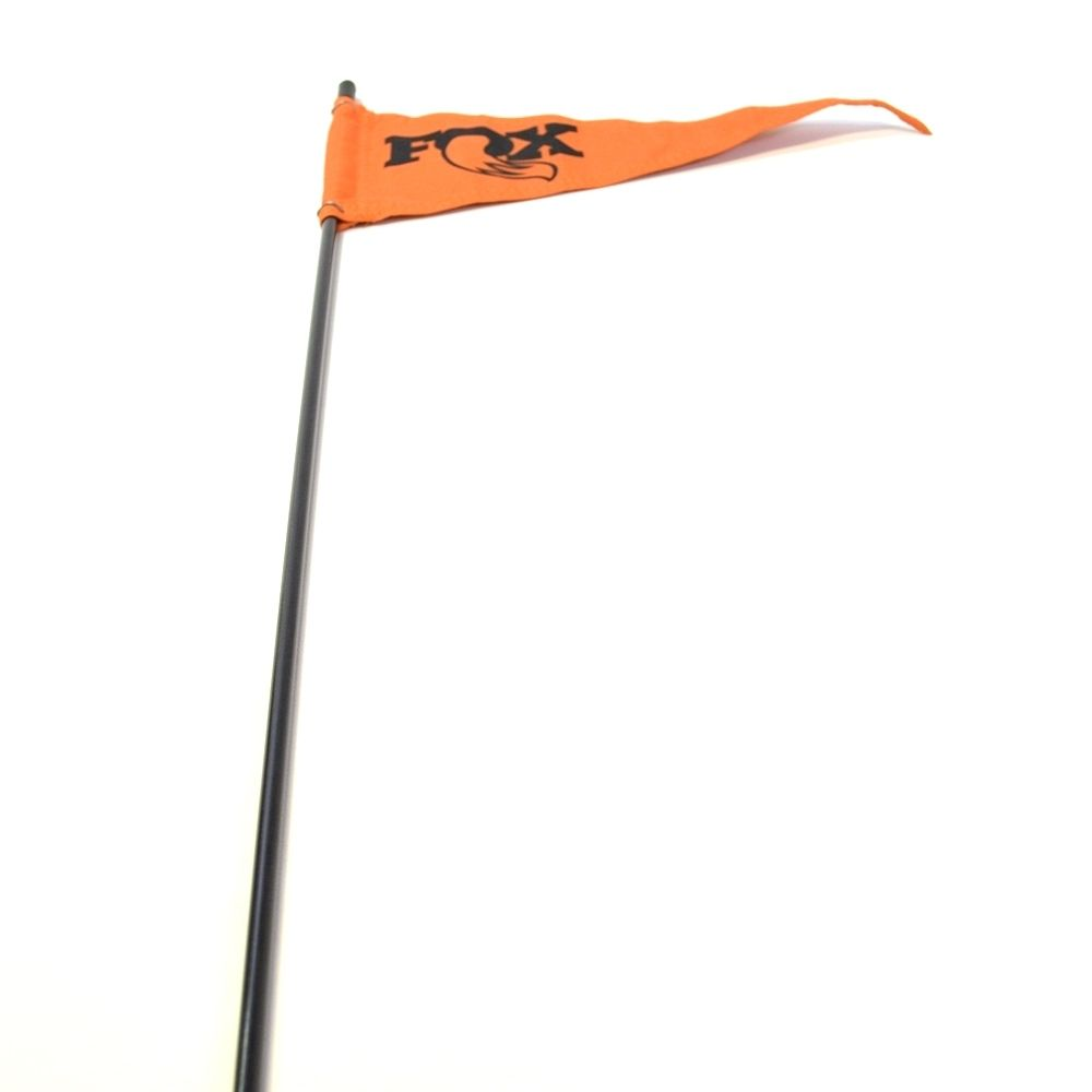 2016 FOX Original Logo 5'' Off-road Flag Orange/Black