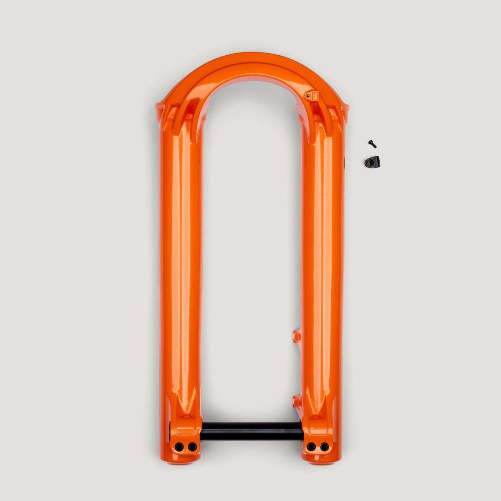 Service Set: 2021 40 27.5in 20x110 Boost Fox Shiny Orange 20mm Lower Assy