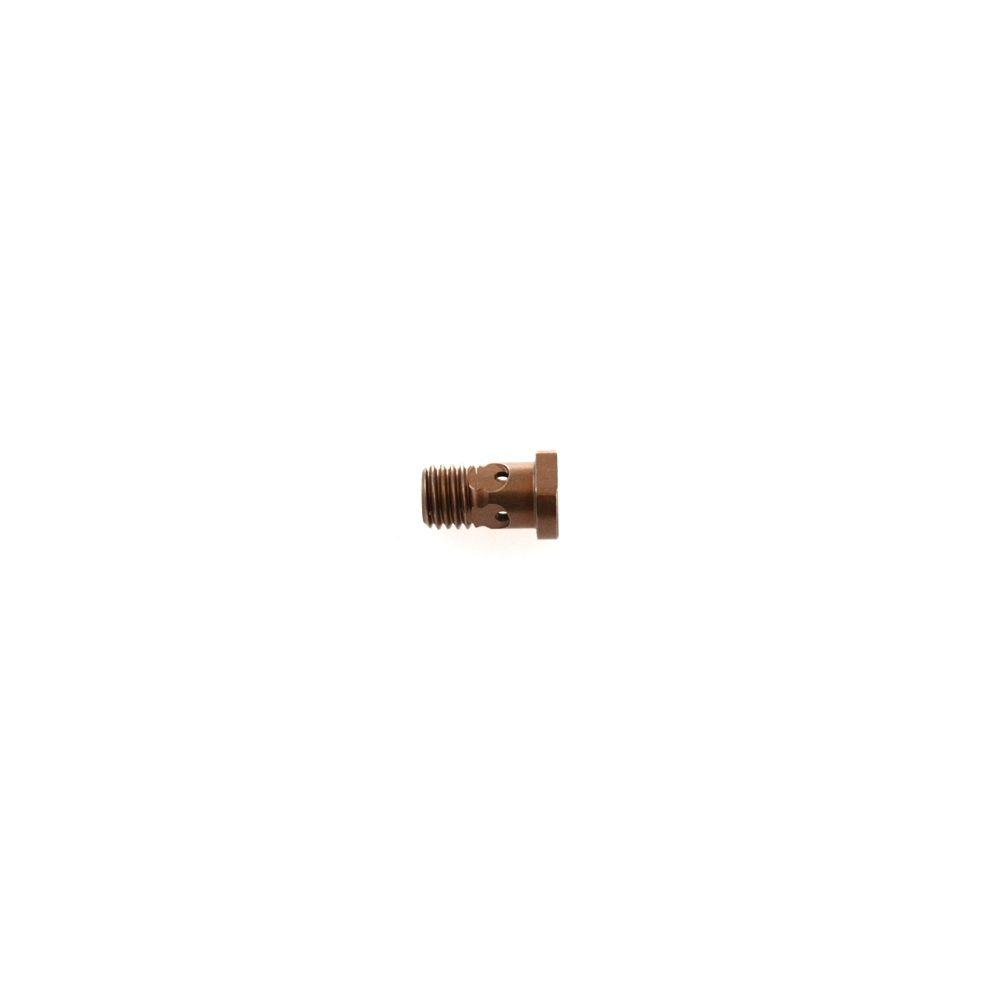 Damping Adj. Part: TRIAD Piston Bolt 0.419 SHLG X .154 ID X 0.600TLG 4 X .052 X-Hole RD/CD Adj.