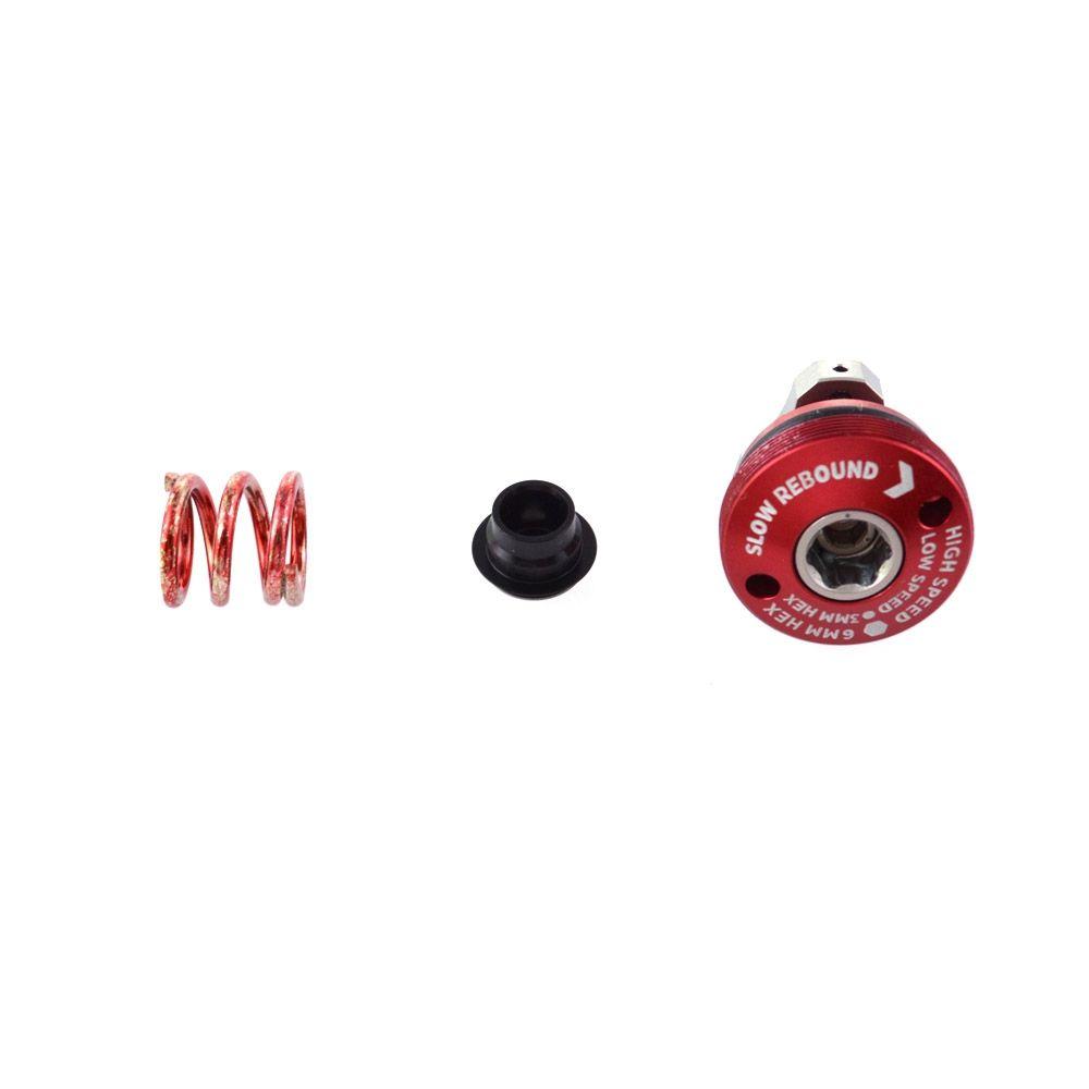 Service Set: Damping Adj Assy: Cartridge Rebound X2 .868in Bore Piston