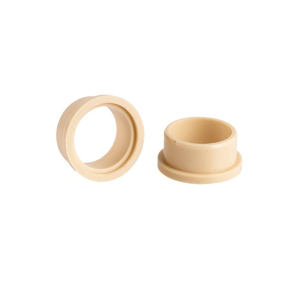 Eyelet Parts: Bushing Flange .598 OD .501 ID (VE 20 Stück)