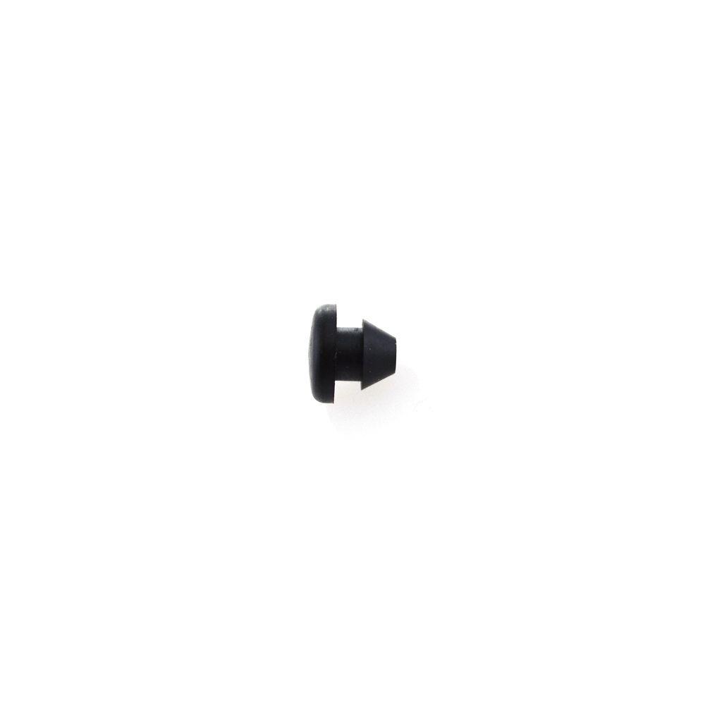 Fastener Custom: Plug M8 Bore 11.0mm OD X 9.7mm TLG NBR Durometer A 60